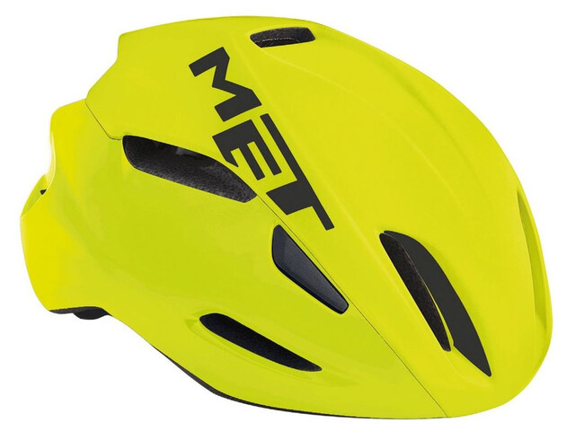MET Manta Helm safety yellow